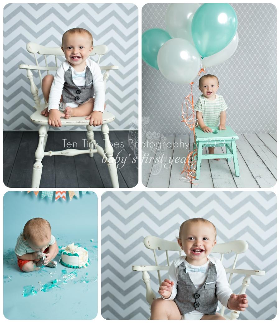1000+ Ideas About 1st Birthday Cakes On Pinterest