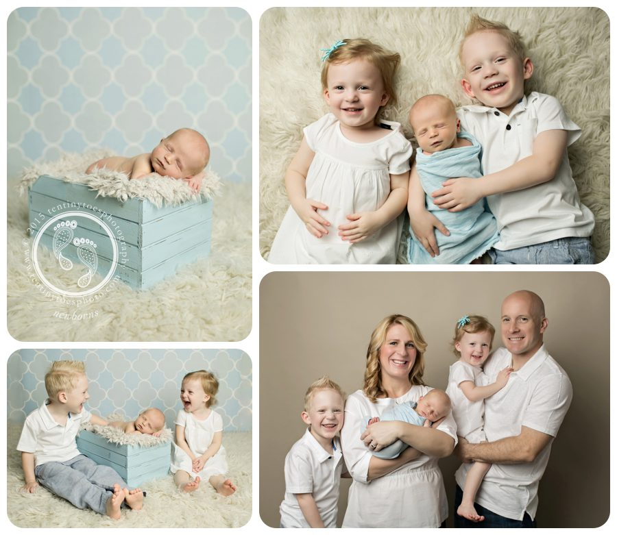 Farmington MN Newborn Photographer - Ten Tiny Toes